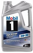 MOBIL High Mileage Advanced Full Synthetic 5w-30