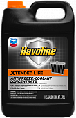 Антифриз готовый оранжевый CHEVRON Havoline Xtended Anti-Freeze/Coolant Premixed 50/50 (B)