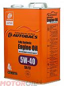 AUTOBACS Fully Synthetic 5W-40 SN/CF