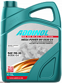 ADDINOL Mega Power MV 0538 C4 SAE 5W-30