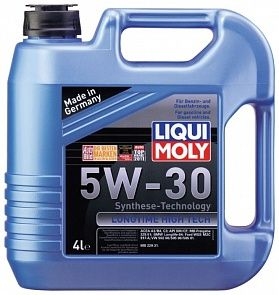 LIQUI MOLY Longtime High Tech 5W-30 4 литра