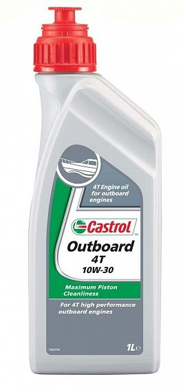 CASTROL Outboard 4T 1 литр
