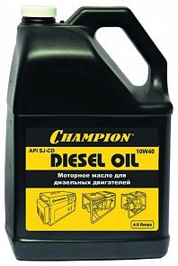 Champion Diesel Oil 10W-40 4 литра