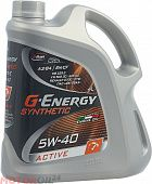 GAZPROMNEFT G-Energy Synthetic Active 5W-40