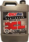 AMSOIL XL Extended Life Synthetic Motor Oil 0W-20