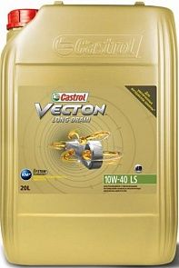 CASTROL Vecton Long Drain 10W-40 LS 20 литров