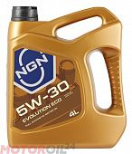 NGN Evolution ECO SN 5W-30