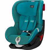 Детское автокресло BRITAX ROMER King II LS Black Series Green Marble