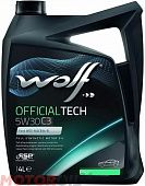 WOLF Official Tech 5W-30 C3