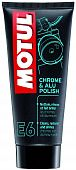 Полироль MOTUL E6 Chrome & Alu Polish