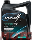 WOLF Official Tech 5W-30 MS-F