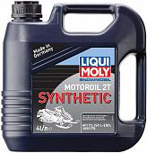LIQUI MOLY Snowmobil Motoroil 2T Synthetic
