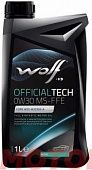 WOLF Official Tech 0W-30 MS-FFE