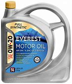 EVEREST Full Synthetic 0W-20