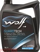WOLF Guard Tech 10W-40 B4 Diesel