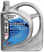 EVEREST Synthetic Blend 5W-40 (SN A3/B3/B4)