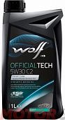 WOLF Official Tech 5W-30 C2