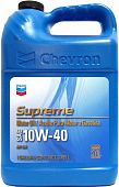 CHEVRON Supreme Motor Oil 10W-40
