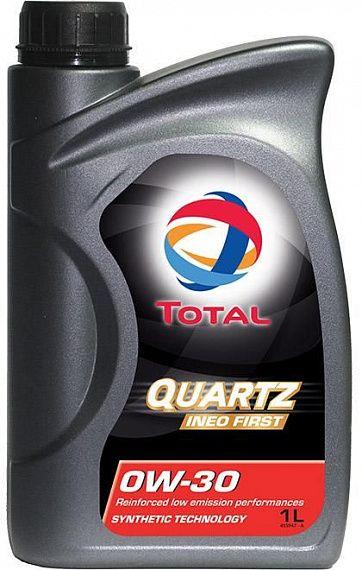 Total Quartz INEO FIRST 0w-30 (1 л.) - фото 3
