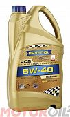 RAVENOL RCS Racing Competition Synto 5W-40