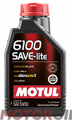 MOTUL 6100 Save-Lite 5W-30