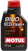 MOTUL 8100 Eco-clean+ 5W-30