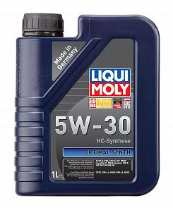 LIQUI MOLY Optimal HT Synth 5W-30 1 литр