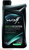 WOLF Snow Scooter 4T 0W-40 Ester