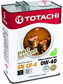 TOTACHI Ultima EcoDrive PAO SN/CF 0W-40