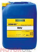 RAVENOL RHV Racing High Viscosity 20W-60