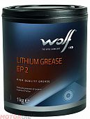 Смазка WOLF Lithium Grease EP 2