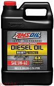 AMSOIL Signature Series Max-Duty Synthetic Diesel Oil 5W-40