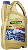 Трансмиссионное масло RAVENOL Automatik-Getriebeol ATF 5/4 HP Fluid