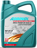 ADDINOL Mega Power MV 0538 C2 SAE 5W-30