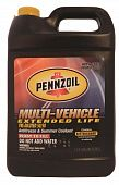 Антифриз готовый желтый PENNZOIL Multi-Vehicle Extended Life 50/50 Pre-diluted