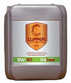 CUPPER 5W-40 GSLine
