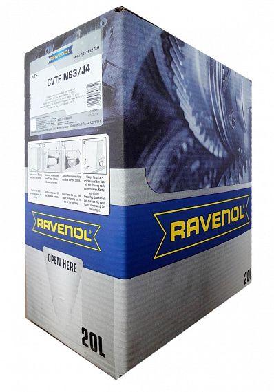 Трансмиссионное масло RAVENOL CVTF NS3/J4 Fluid