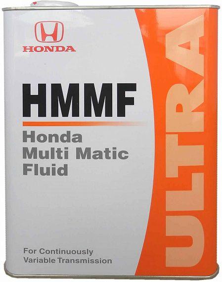 трансмиссионное масло honda hmmf
