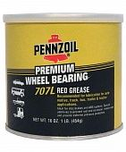 Смазка PENNZOIL Premium Wheel Bearing 707L Red Grease