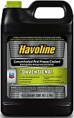 Антифриз концентрат зеленый CHEVRON Havoline Conventional Concentrate Anti-Freeze/Coolant (B)