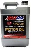 AMSOIL Synthetic Premium Protection Motor Oil 10W-40