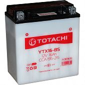 Аккумулятор TOTACHI MOTO YTX16-BS 16 а/ч R