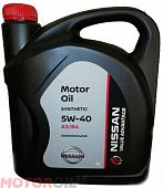 NISSAN Value Advantage 5W-40