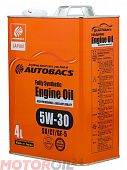 AUTOBACS Fully Synthetic 5W-30 SN/CF/GF-5