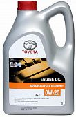 TOYOTA Motor Oil 0W-20 EU Advanced Fuel Economy