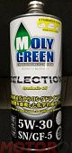 MOLYGREEN Selection 5W-30 SN