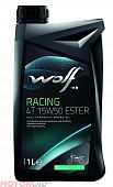WOLF Racing 4T 15W-50 Ester