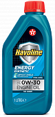 TEXACO Havoline Energy 0W-30