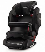 Детское автокресло RECARO Monza Nova IS seatfix Performance Black