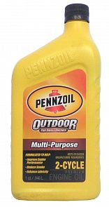 PENNZOIL Outdoor Multi-Purpose 2-Cycle 0,946 литра